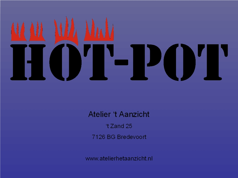 Hot Pot (start presentatie)